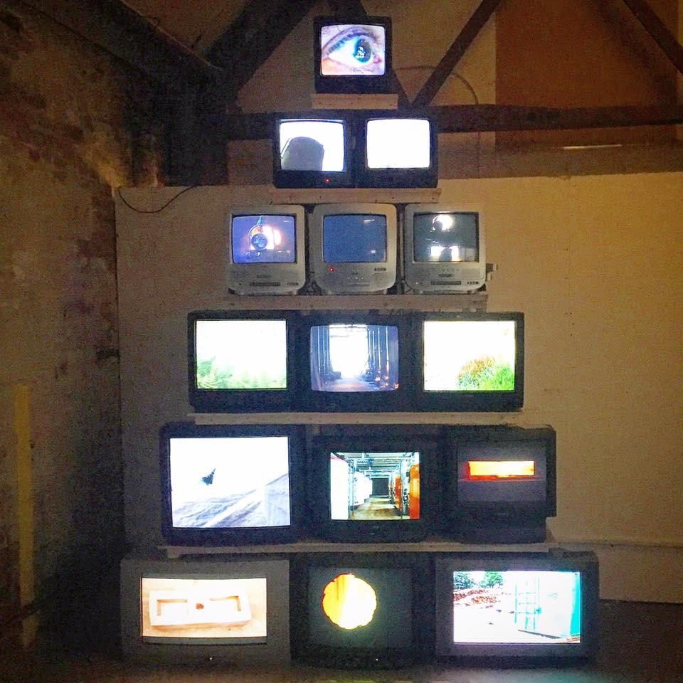TV Pyramid - Ali Harwood