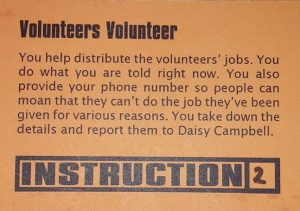 Voluntters Volunteer - Lee Holden