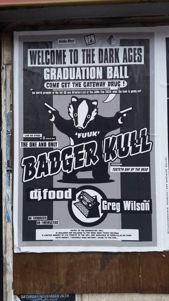 badger kull - pete woodhead