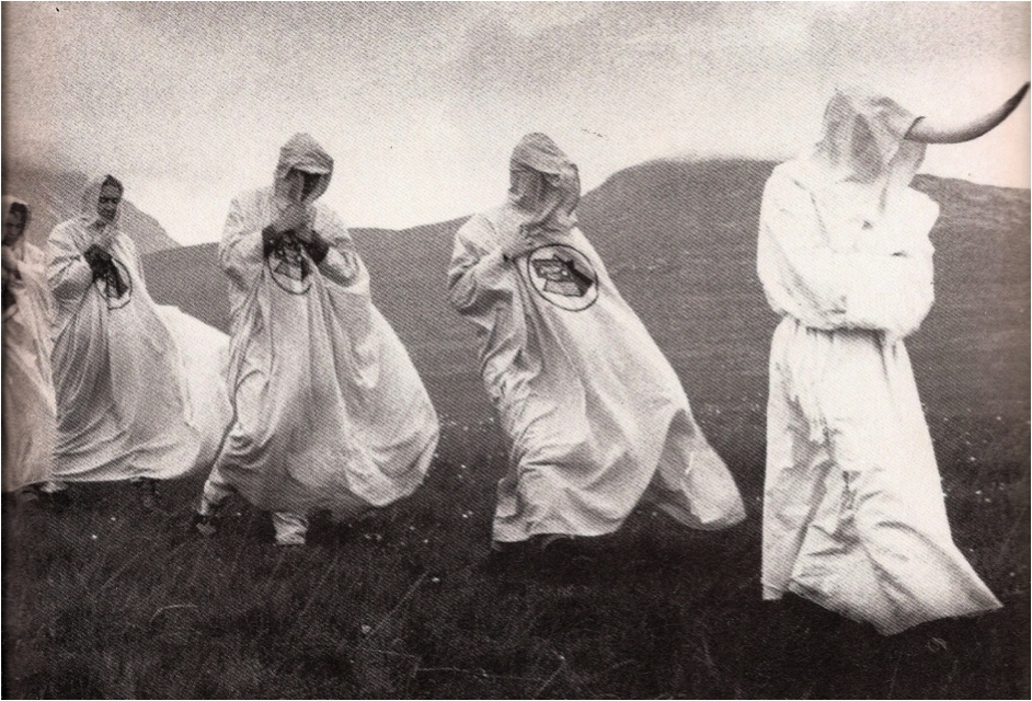 KLF: Still from The Rites of Mu, 1991