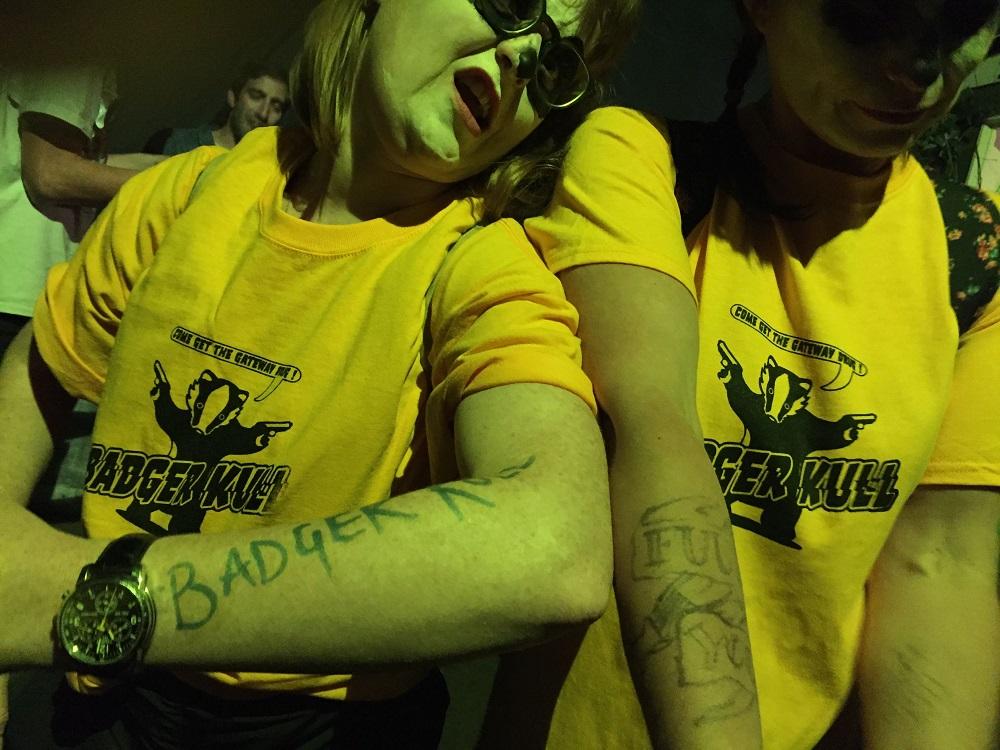 Badger Kull fans