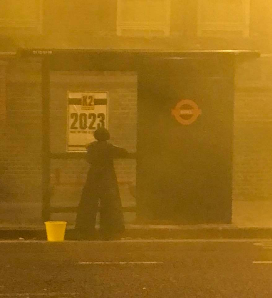 Bus Stop - Kim Woods