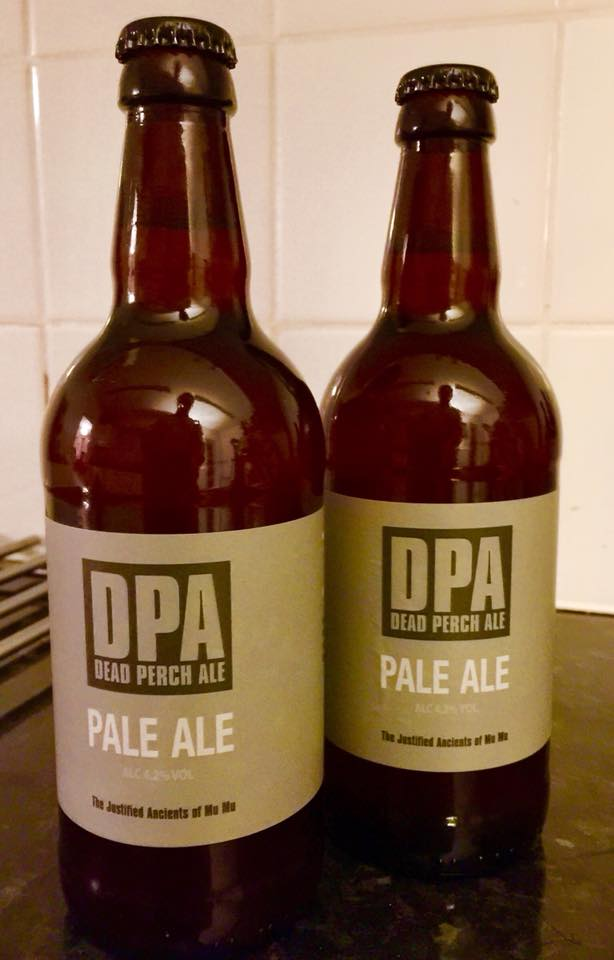 DP Ale - Ade Cartwright