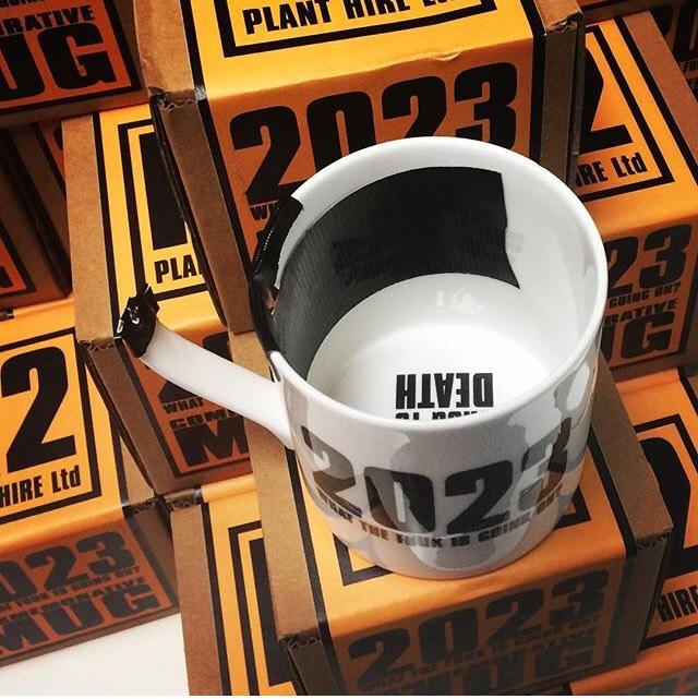 2023 mug broken