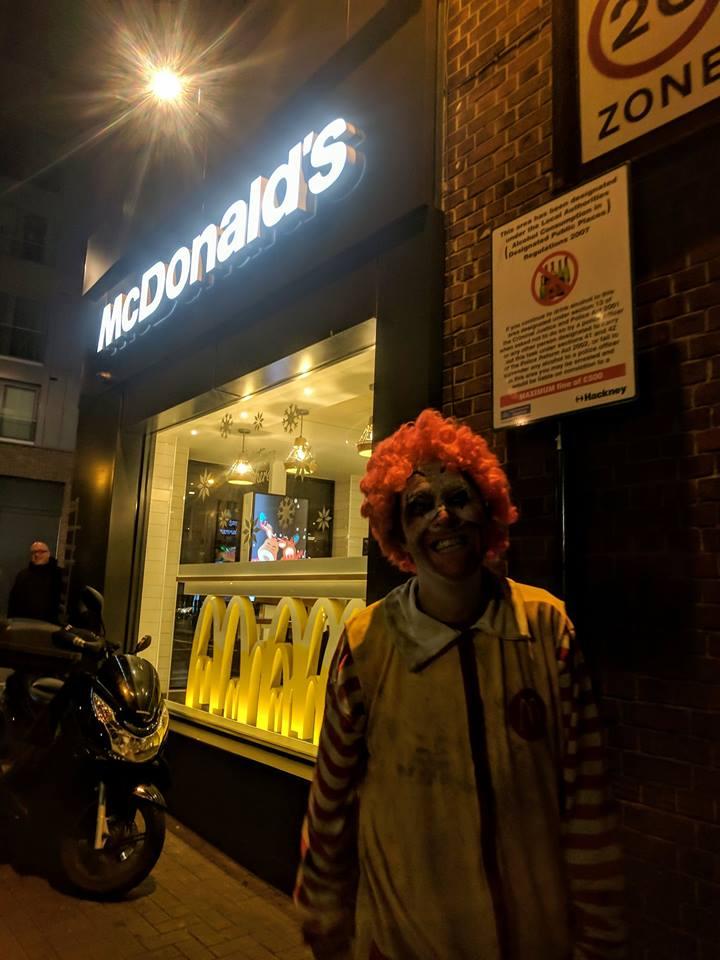 Ronald McDonald - Hoton Jupiter