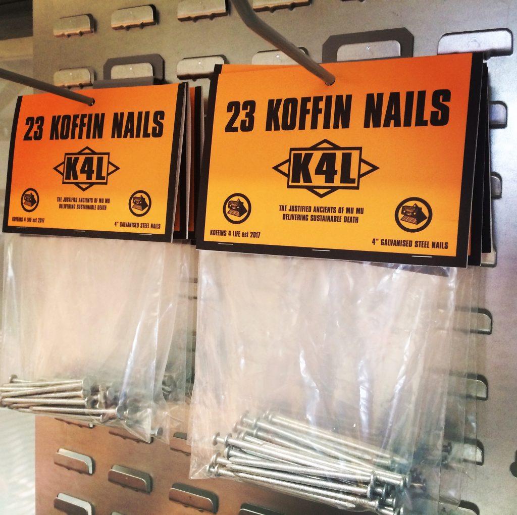 koffin nails