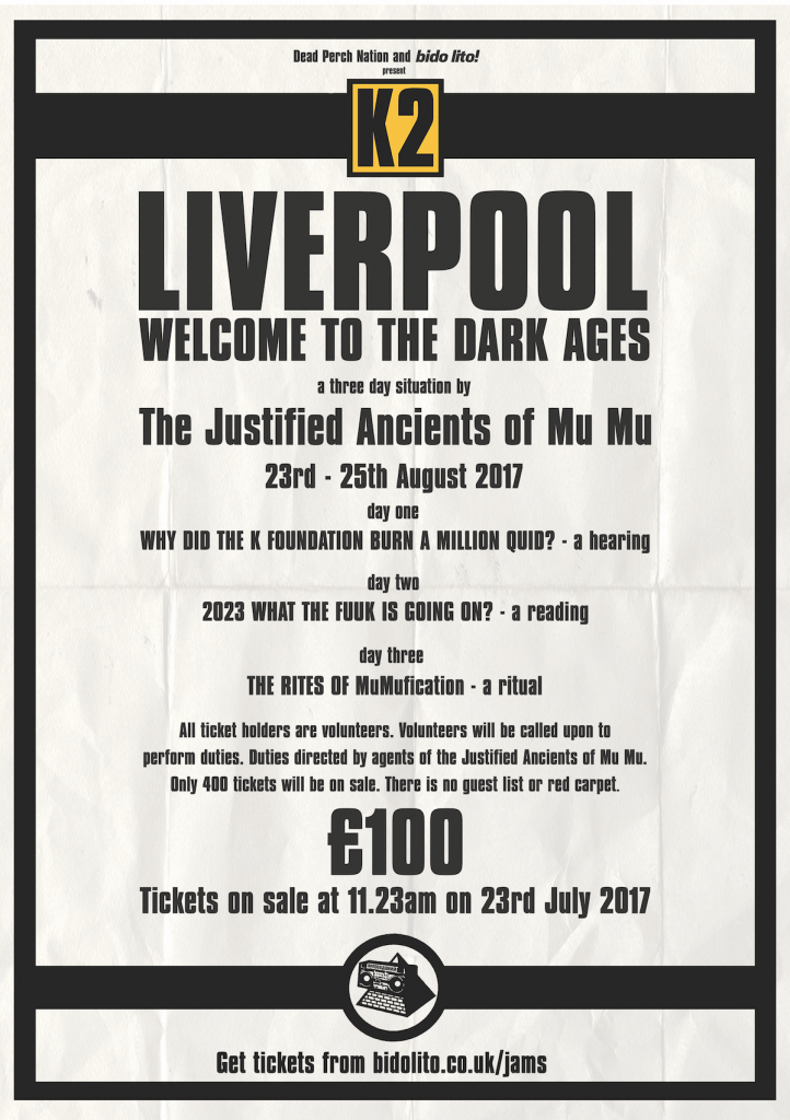 Liverpool - Welcome To The Dark Ages